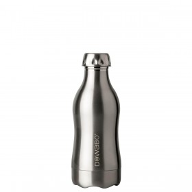 DOWABO Isolierflasche Pure Steel 350 ml