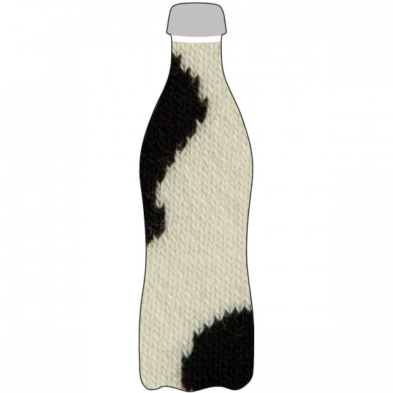 Bottle Sock Kuhfell 500/800 ml
